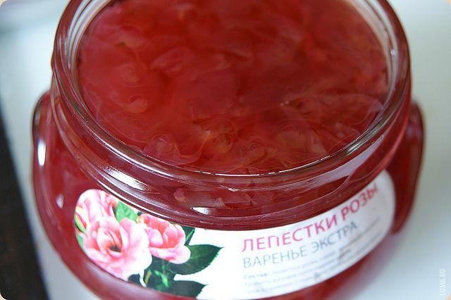Варенье из лепестков чайной розы в домашних условиях рецепт
