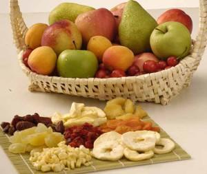 домашние сухофрукты диета