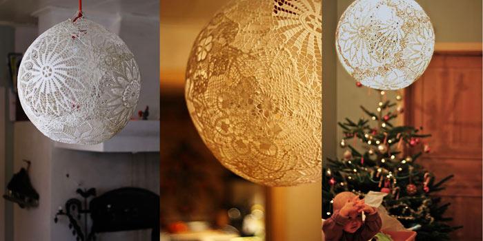 Как сделать елку светильник