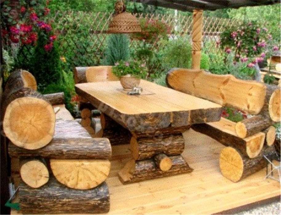 поделки мебели из дерева