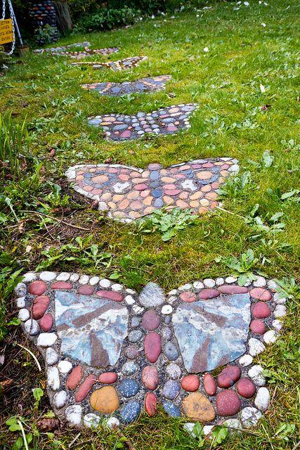 Сделать форму для садовых дорожек своими руками 40