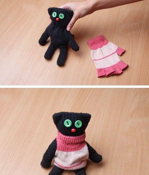 Какую игрушку можно сделать своими руками из